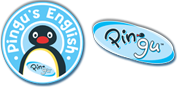 Pingu´s English - Logo